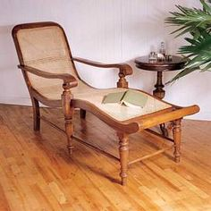 British Colonial Style Chair - want it!