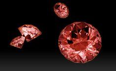 Exquisite Red Diamonds