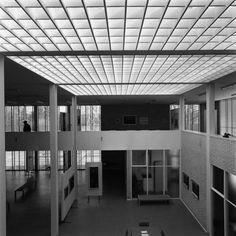 cas oorthuys interieufotograaf - De Zonnehof, ca. 1940