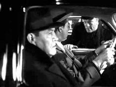 The Racket - (Scene ) Robert Ryan Robert Mitchum - (1951)..