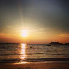Sunset @ Koh samet!