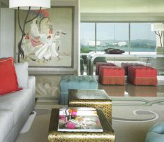 Geoffrey Bradfield | Luxury Interior Design | Mumbai Lakefront