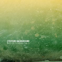 green grunge texture Free Vector