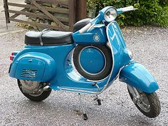 Vespa-SS-50-Replica-Scooter-NOW-SOLD-NOW-SOLD