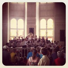 Concert dans la chapelle du château