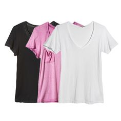 Basic Tees   The Zoe Report - Cotton Citizen T-Shirts, $ 65-70 each - A new need-to-know LA label, Cotton Citizen's premium tees speak for themselves.