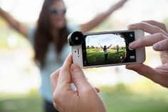 The Olloclip 4-in-1 iPhone Lens - The Photojojo Store!
