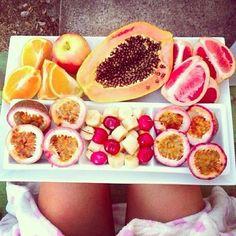 Exotic fruits ♡