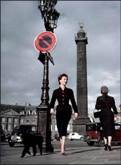 Robert Capa, Paris 1948.