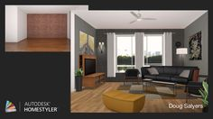 """Check out my #interiordesign """"Minimal Condo"""" from #Homestyler http://autode.sk/1qg6t69"""