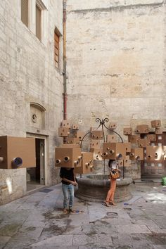 2012 Festival des Architectures Vives in news events art architecture Category