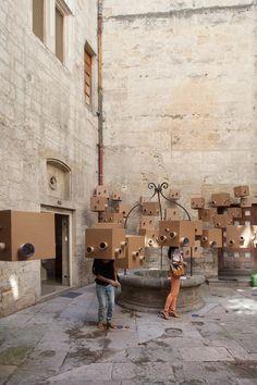 """""""2012 FESTIVAL DES ARCHITECTURES VIVES"""""""