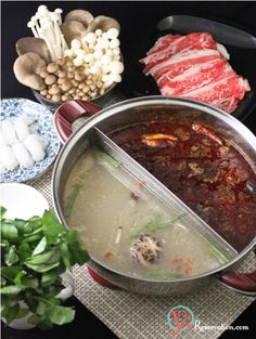 Chinese Hot Pot recipes