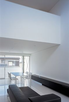 Casa minimalista en Japón de NRM Architects Office