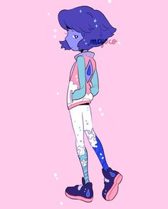 """3,225 Likes, 21 Comments - meyoコ (@meyoco) on Instagram: """"Haven't drawn Lapis in a long time """""""