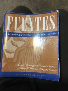 Fuentes A Combined Text Spanish | eBay