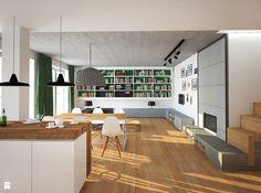 Salon styl Skandynawski - zdjęcie od Motifo.pl Architektura & Wnętrza - Salon - Styl Skandynawski - Motifo.pl Architektura & Wnętrza