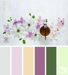 Still hues ~ design seeds