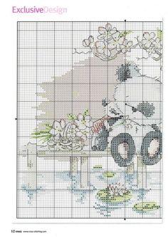 Gallery.ru / Фото #6 - Cross Stitch Crazy 129 - WhiteAngel