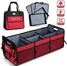 Autoark Multipurpose collapsible SUV Trunk Organizer Car SUV Trunk Storage,AK-090