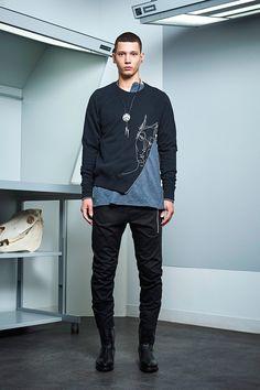 Siki Im presented its Fall& 2017 collection during New York Fashion Week Men's. Catwalk Collection, Fashion Show Collection, Winter Collection, Sustainable Looks, Urban Fashion, Mens Fashion, Style Fashion, Urban Cowboy, Cyberpunk Fashion