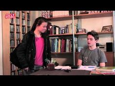 les matieres scolaires ( school subjects) - YouTube