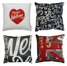 Ponyrider cushions