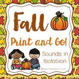 Fall Print and Go Ar