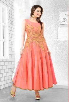 ecd8f4dee439 52 Best Peach Color Salwar Kameez images