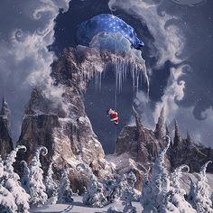 Image result for photoshop landscape manipulation