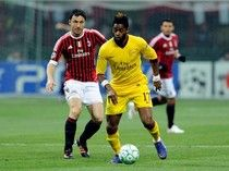 Jose Mourinho wants Alex Song at Real Madrid