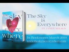 THE SKY IS EVERYWHERE by Jandy Nelson book trailer (RITBA 2013 Nominee)