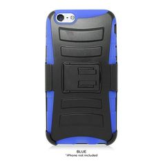 Hybrid Armor Case for iPhone® 6 Plus - Assorted Colors