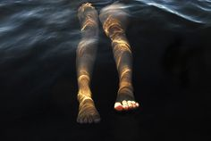 Be it a lake, a pond, an ocean, or a simple swimming pool, it awakens my soul. Spring Break, My Pool, Jumping For Joy, It Goes On, Art Photography, Conceptual Photography, Beautiful Pictures, Relax, Tumblr