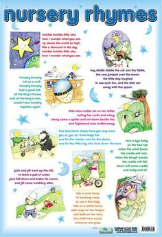 english rhymes for children