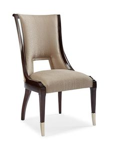 In Good Company : New Traditional : DINING - CHAIRS : TRA-SIDCHA-016 | Caracole Furniture