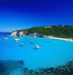 Voutoumi bay, Antipaxi ~ Ionian Sea