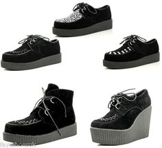 Creeper - Shoes