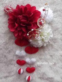 和装髪飾り,コサージュ,ヘッドドレス,ブーケ,ブライダル・ベルLuck