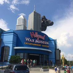 Hollywood Wax Museum in Myrtle Beach, SC