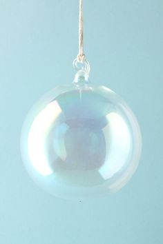 Opal Orb Ornament