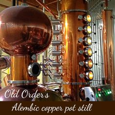 Old Orders Distilling Co., BC