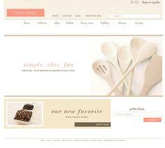 Helen U0026 Hard Website By Bleed Web Design Inspiration Clean Web Design  Simple And Soft Web Design