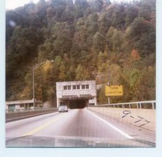 Hinton, WV - Tunnel on the old West Virginia Turnpike. How many ...