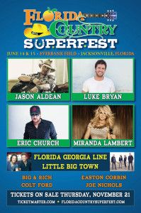 Premier Jewelers Jacksonville – Country Superfest