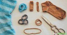 16 clevere Tricks für verwaiste und ungenutzte Socken