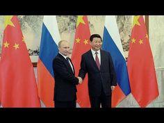 China y Rusia surgen como un nuevo poder económico mundial.