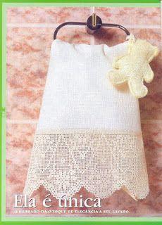 Barrados de Croche: Barrado Classico