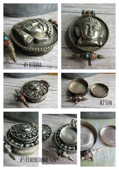 Choose Vessel Style pendant, Buddha Pendant, Sun Pendant, Vessel, Vessel Style Pendant, Made in Nepal