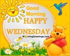 50 Good Morning Happy Wednesday Images - Morning Greetings – Morning Quotes And Wishes Images